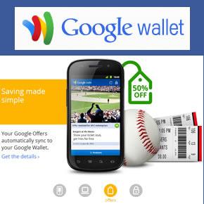 Borsellino elettronico di Google
