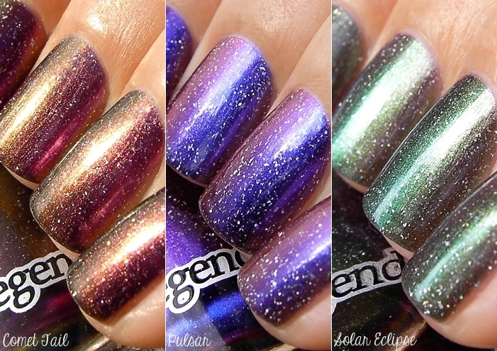 Dance Legend Galaxy Collection