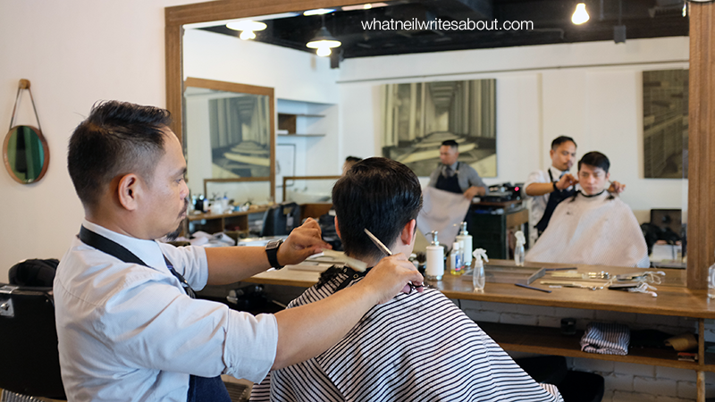 Barber Hours : Neil Writes About Back Alley Barbershop (with Video) What Neil ...