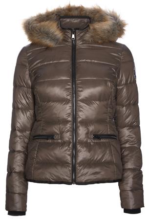 abrigo plumón acolchado mujer Primark