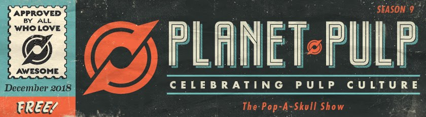 PLANET-PULP // CELEBRATING PULP CULTURE