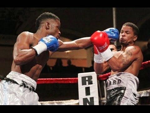 Tony Harrison vs. Bronco McKart live Boxing