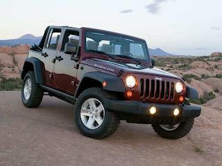 Jual Jeep Wrangler Murah