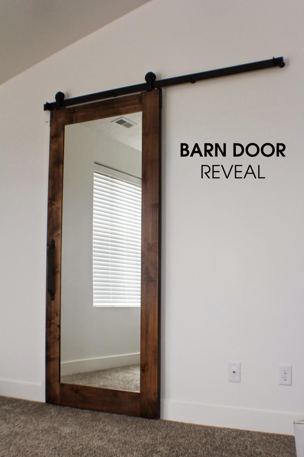 Barn Door Reveal Lou Lou Girls