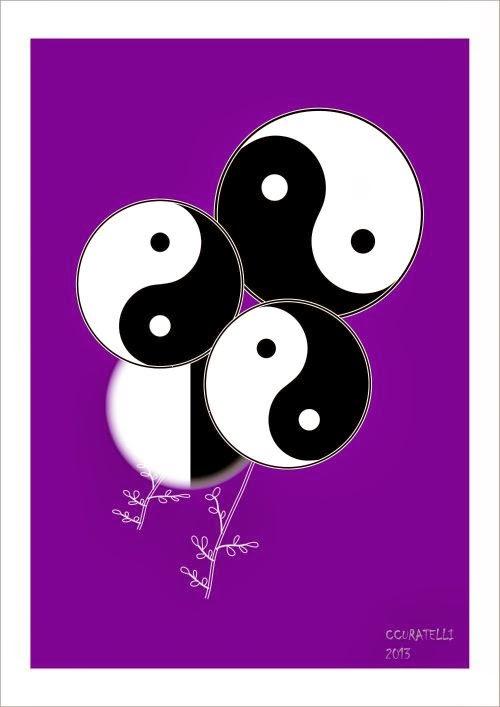 """Yin yang (box)"""