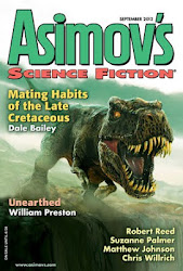 Asimov's Science Fiction, September 2012