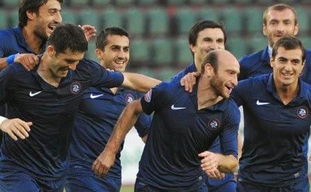 Dinamo Tbilisi vs Aktobe