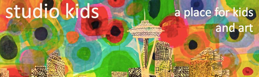 Studio Kids - Children's Art Classes in Ballard, Seattle
