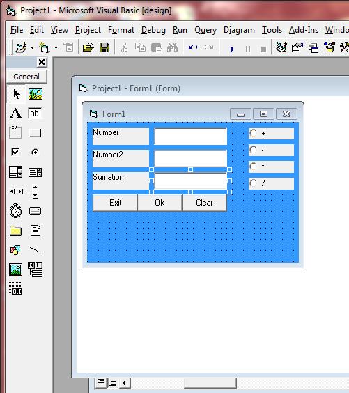 Как сделать программу на visual basic