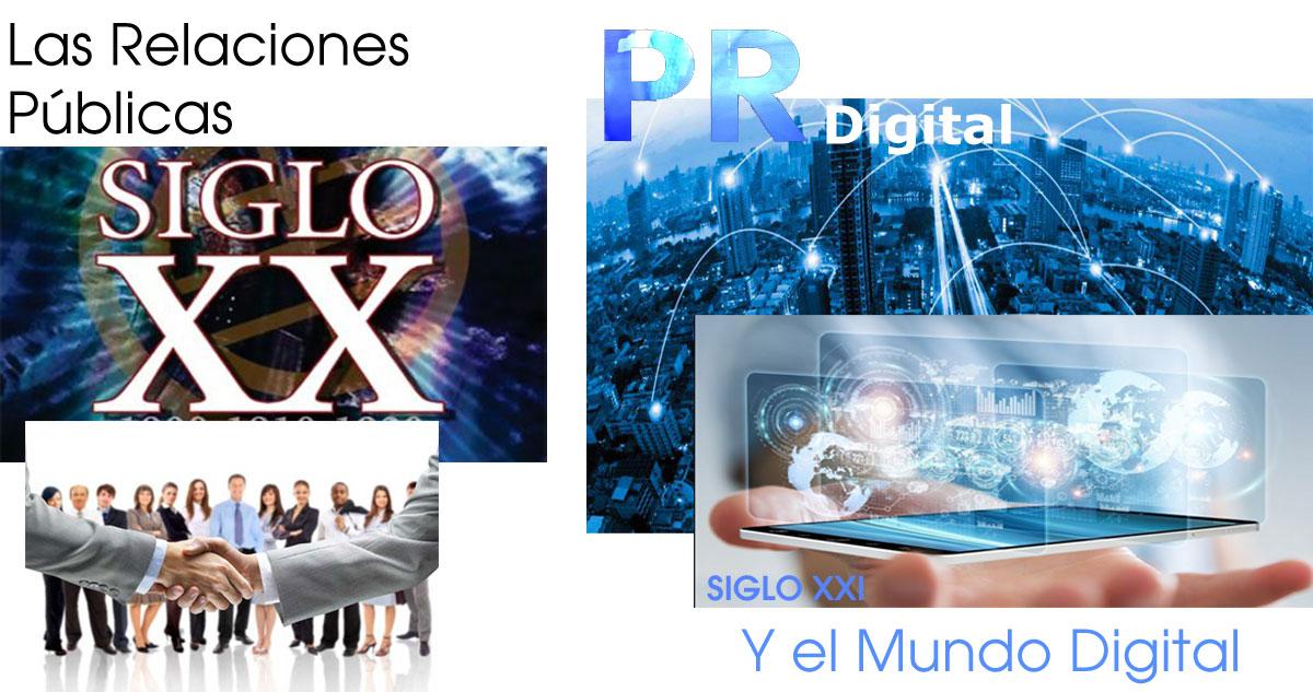 LAS RELACIONES PÚBLICAS Y EL MUNDO DIGITAL