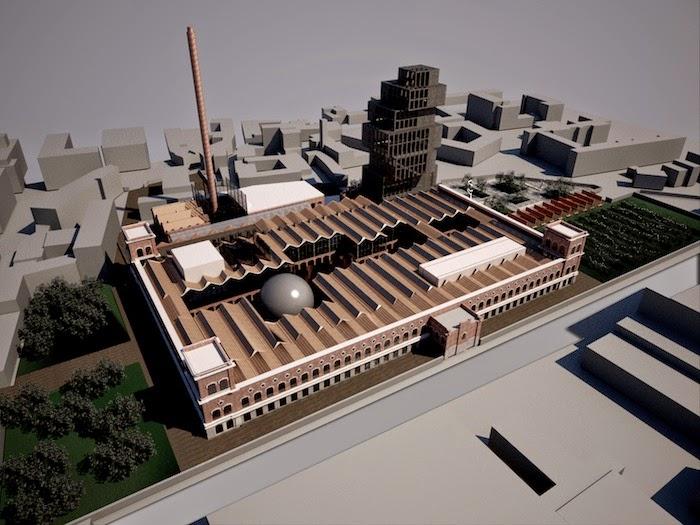 Progetto Manifattura di legnano