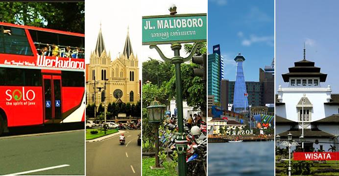 Kota Paling Nyaman di Indonesia