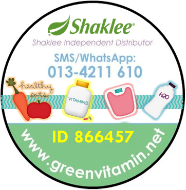 I AM SHAKLEE DISTRIBUTOR