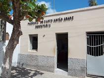Secretaria da Paroquia de Santo Antão Abade em São Bento do Norte/RN