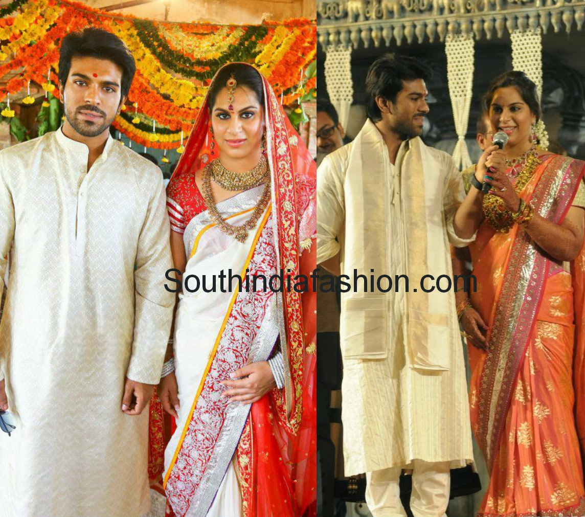 ram charan and upasna wedding reception
