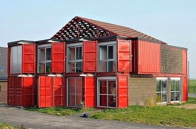 Ubah Kontainer Jadi Rumah