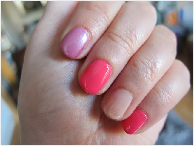 Swatches NYC Expert Last Nail Polish in Oh Soho Sweet, Long Time Lavender and Bubblegum Pink
