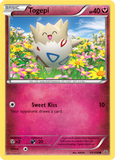 Togepi Roaring Skies Pokemon Card