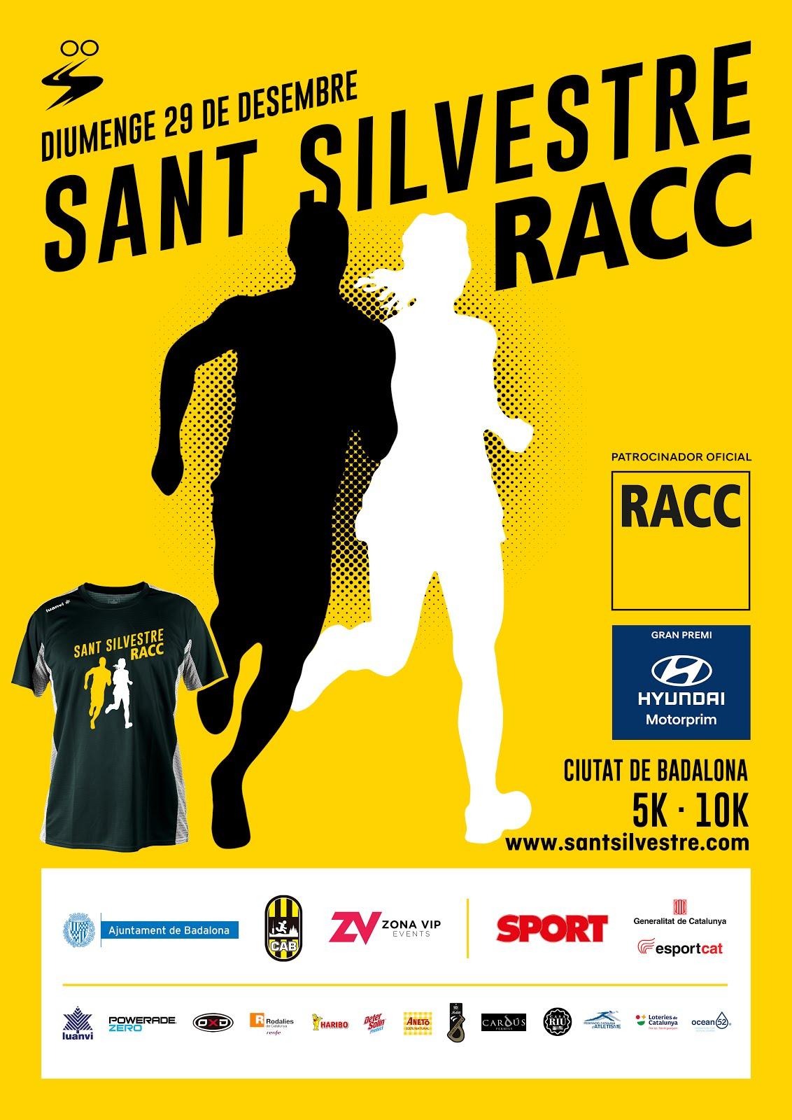Sant Silvestre Racc Badalona