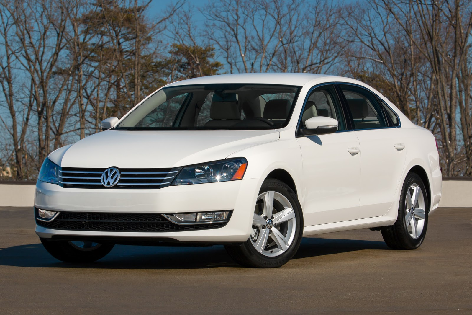 Vw S New 2015 Passat Limited Edition Is Anything But That
