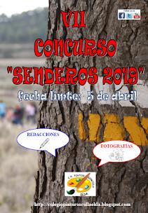 VII CONCURSO SENDEROS 2019