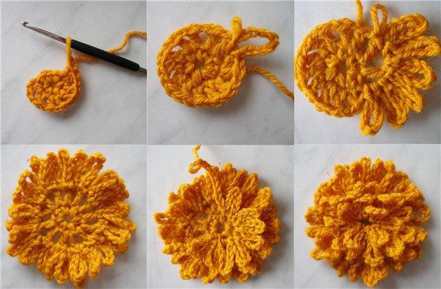 Sapatinhos Para Bebê - Life Baby: PAP Flores em Crochê