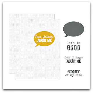 Stampin' Up! Good Life Journal Template Digital Download
