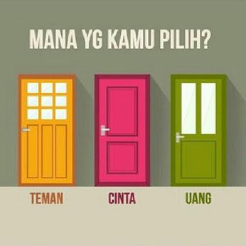 Mana Yang Kamu Pilih ?