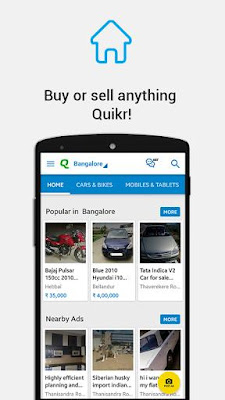 Quikr Free Classifieds 8.5 APK for Android Terbaru