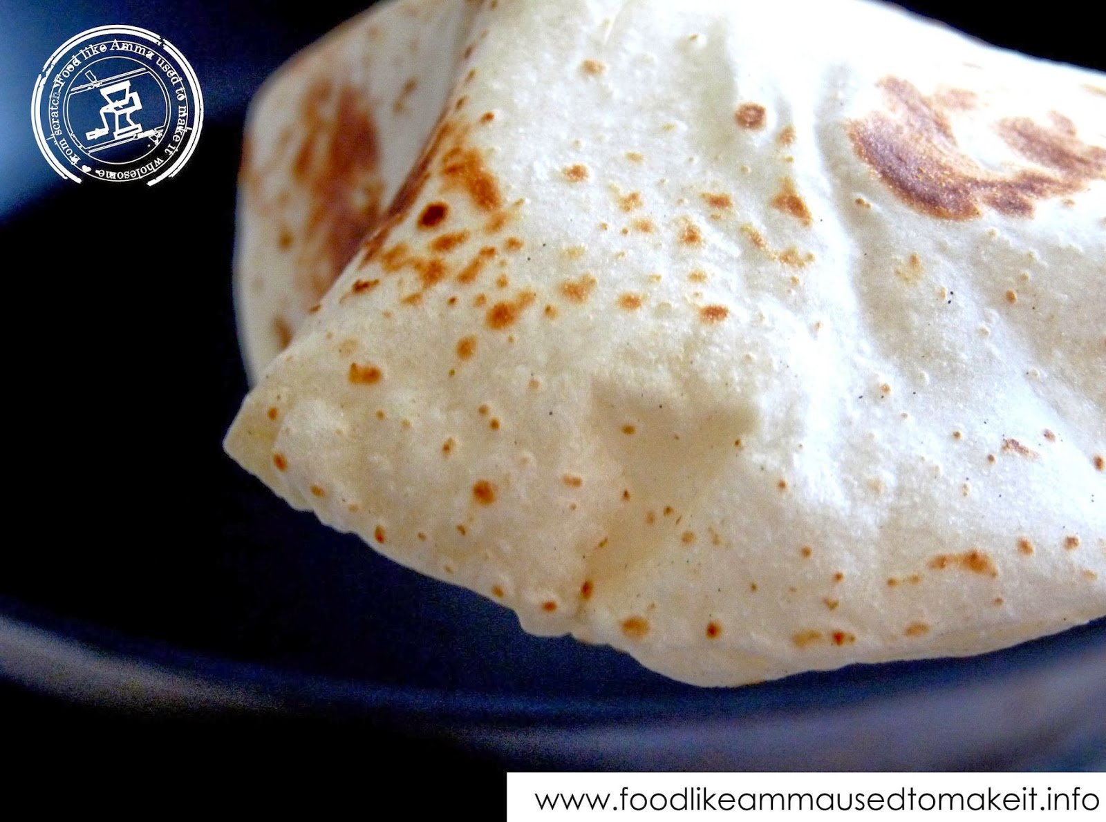 How to make soft roti food like amma used to make it roti recipe forumfinder