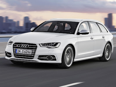 2013 Audi S6 Avant