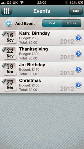 in search of the best christmas list ios app christmas rapping