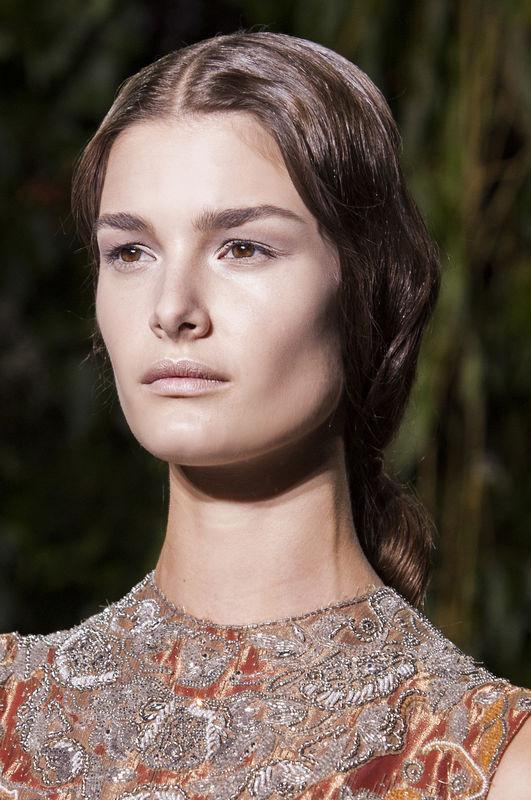 Valentino, fashion desginer, make-up