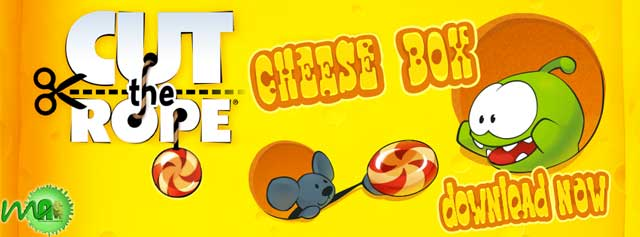 Cut the Rope HD 2.3.2 Apk (Cheese Box)