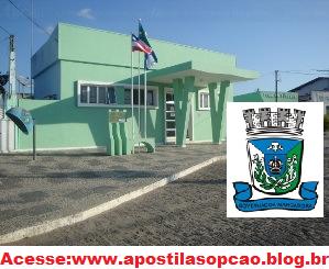 Apostila Prefeitura de Governador Mangabeira - BA 2016