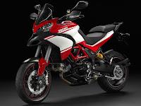 Gambar motor 2013 Ducati Multistrada 1200S Pikes Peak - 4