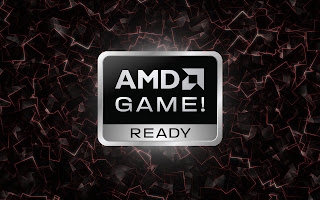AMD Game Ready Logo wallpaper