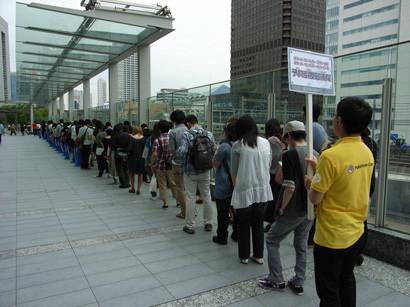 Pré-venda de Pokémon Black & White 2 alcança 1.16 milhões de unidades; Confira como foi o lançamento no Japão Full+%25286%2529