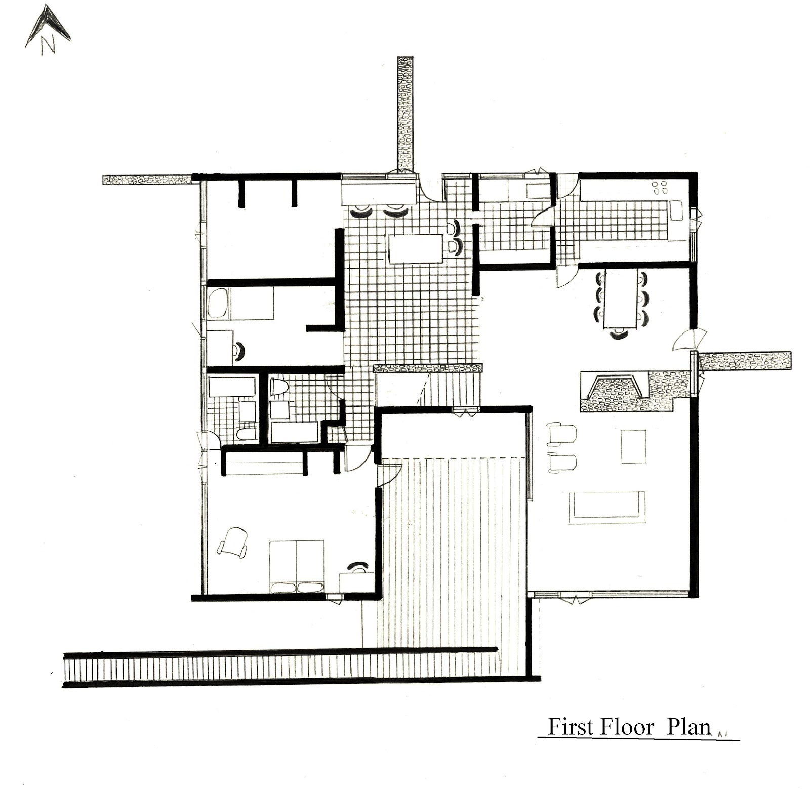 Rose Seidler House Site Plan Escortsea
