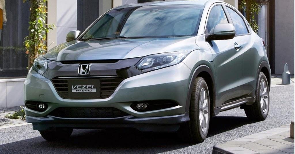 Inilah Harga Honda HR-V di Indonesia - Review Mobil & Otomotif