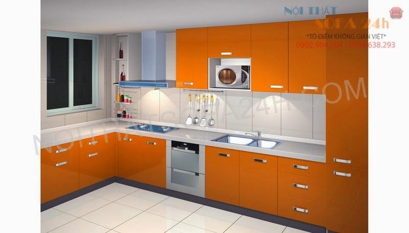 Tủ bếp TB006