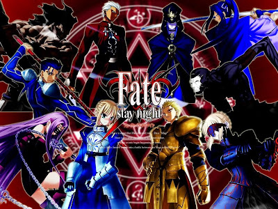 Phim Fate/Stay Night Phần 2 - Unlimited Blade Work-Stay Night Phan 2