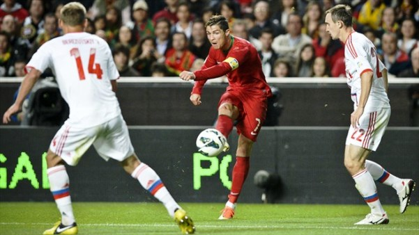 World Cup Qualifying - Portugal vs Russia