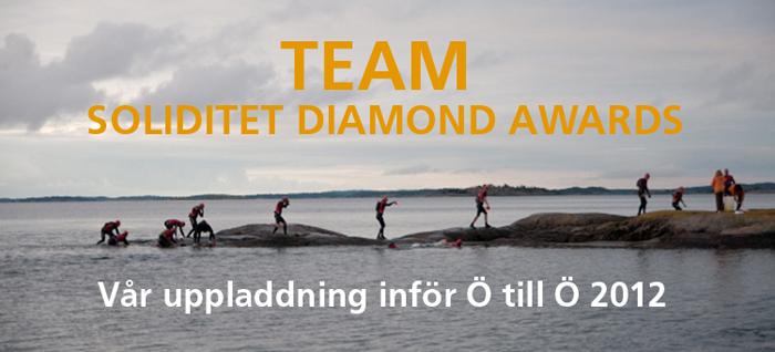 Team Soliditet Diamond awards