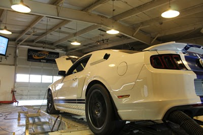 Snow Performance Mustang Makes 627 RWHP