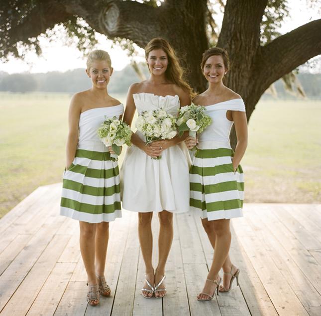 Bridesmaid Skirt And Top 29