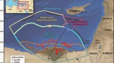 Διαβουλεύσεις Κύπρου-Ελλάδας-Αιγύπτου στο Κάϊρο.