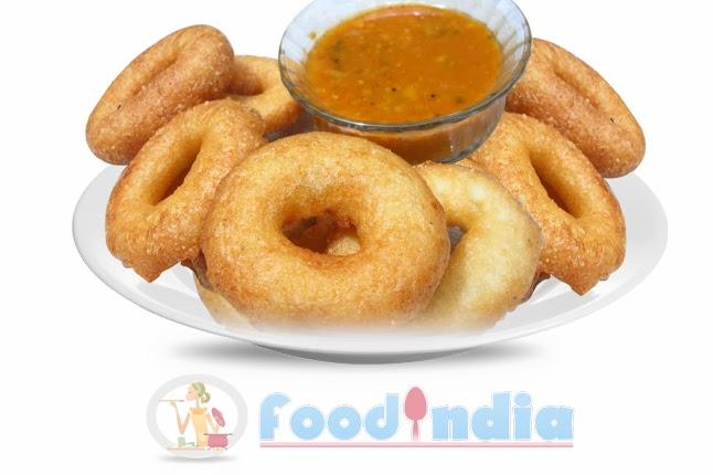 Medu vada recipe south indian recipe crispy medu vada easy to medu vada is round shaped recipe famous south indian recipe which is made from urad dal medu vada is one type of pakoda try this medu vada with sambhar forumfinder Gallery