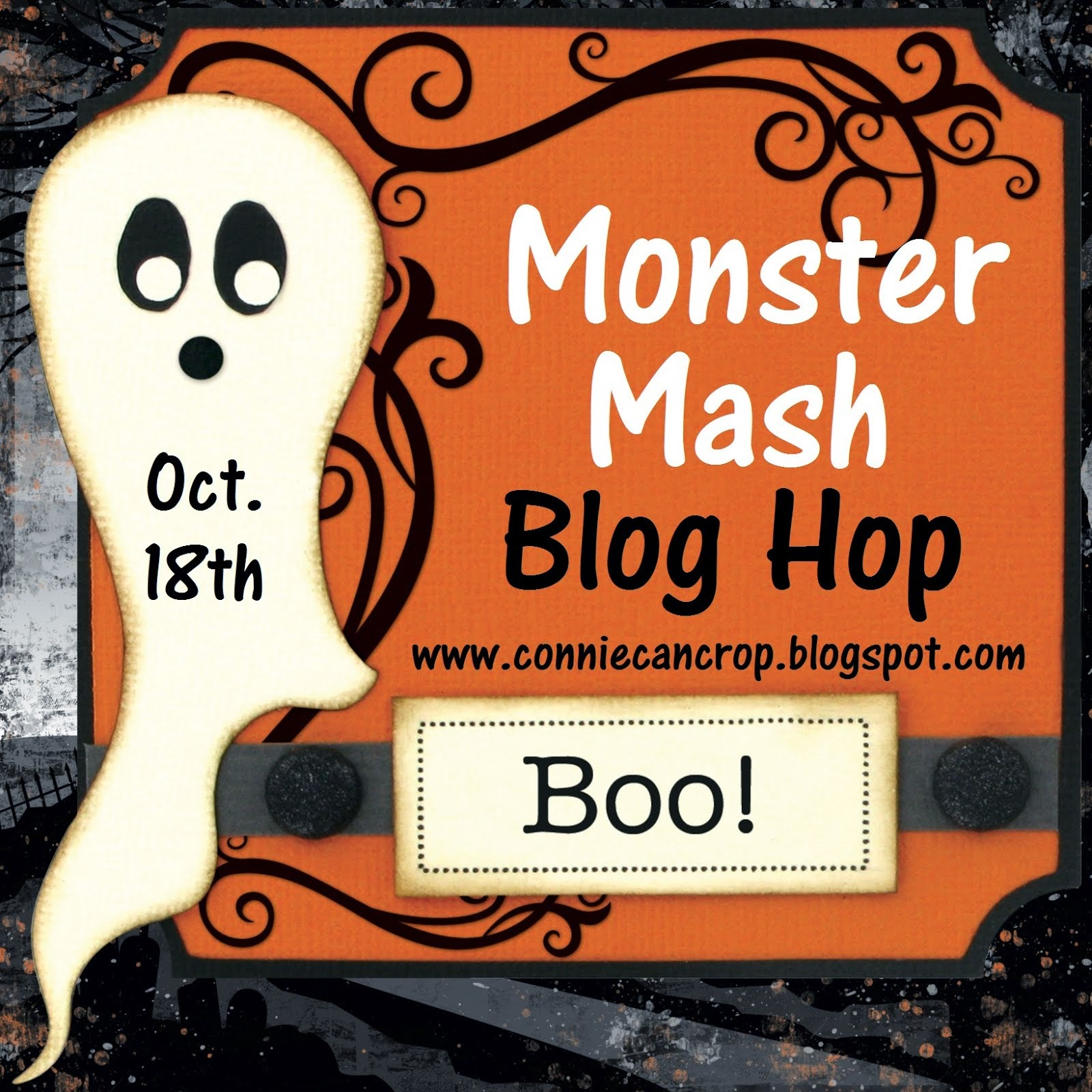 We're doing the Monster Mash!