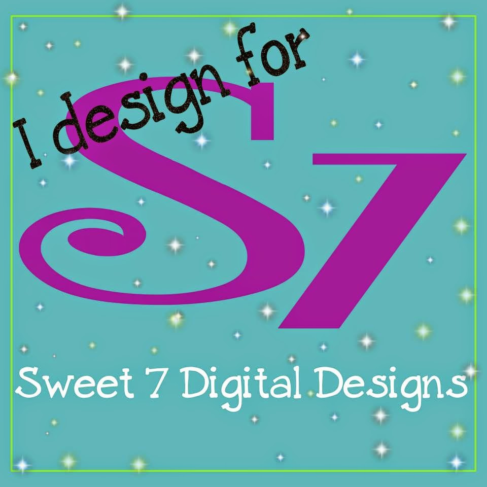 Sweet 7 Digital Designs Design Team Member